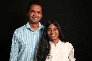 Gajen & Joice Viknarajah