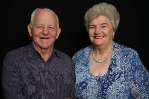 Pr John & Patricia Tipping