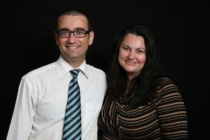 Noel & Cathryn Saliba