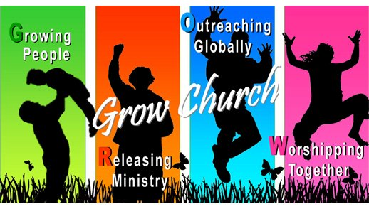 Welcome to GROW Church