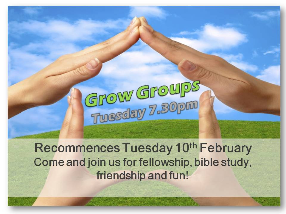 Grow Groups