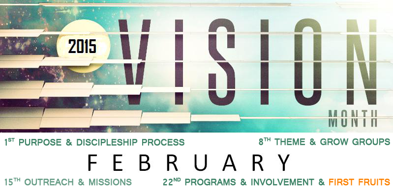 Vision Month